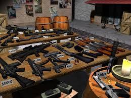 jogos de fazer armas