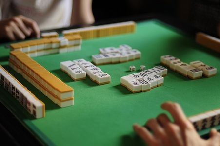 Mahjong traditionnel